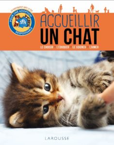 Accueillir un chat (Brigitte Bulard-Cordeau)