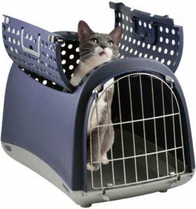 Cage de transport IMAC Linus Cabrio