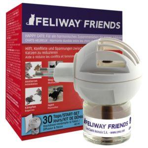Diffuseur anti-conflit Feliway Friends