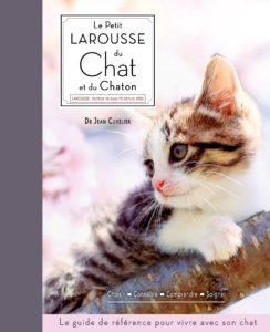 Le petit Larousse du chat et du chaton (Jean Cuvelier)
