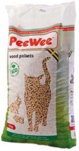 Litière à granulés de bois PeeWee