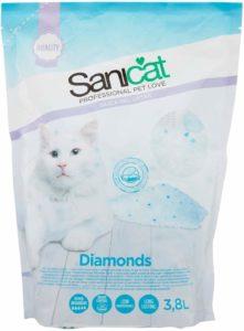 Litière de silice Sanicat Diamonds