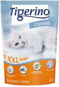 Litière de silice Tigerino Crystals XXL