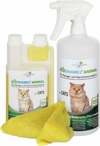 Produit nettoyant et éliminateur d'odeur Ecosharkz