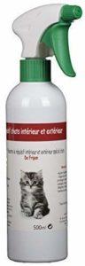 Spray répulsif intérieur et extérieur Feuille Rouge